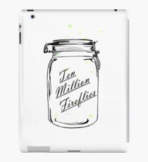 Ten Million Fireflies iPad Case/Skin