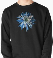 Blue and white chrysanthemum print/t-shirt/case/mug/duvet cover/cushion/tote Pullover