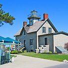 Cedar Point's Restored Lighthouse by Jack Ryan