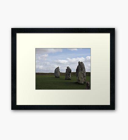 Avebury Framed Print