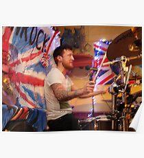 Jubilee Drumming Poster