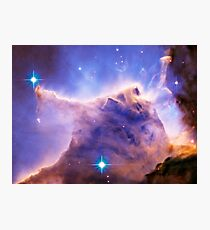 Eagle Nebula, M16 Pillars of Creation detail Photographic Print