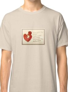Together We Have Love Greeting  Classic T-Shirt