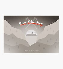 The Shining Postcard Photographic Print