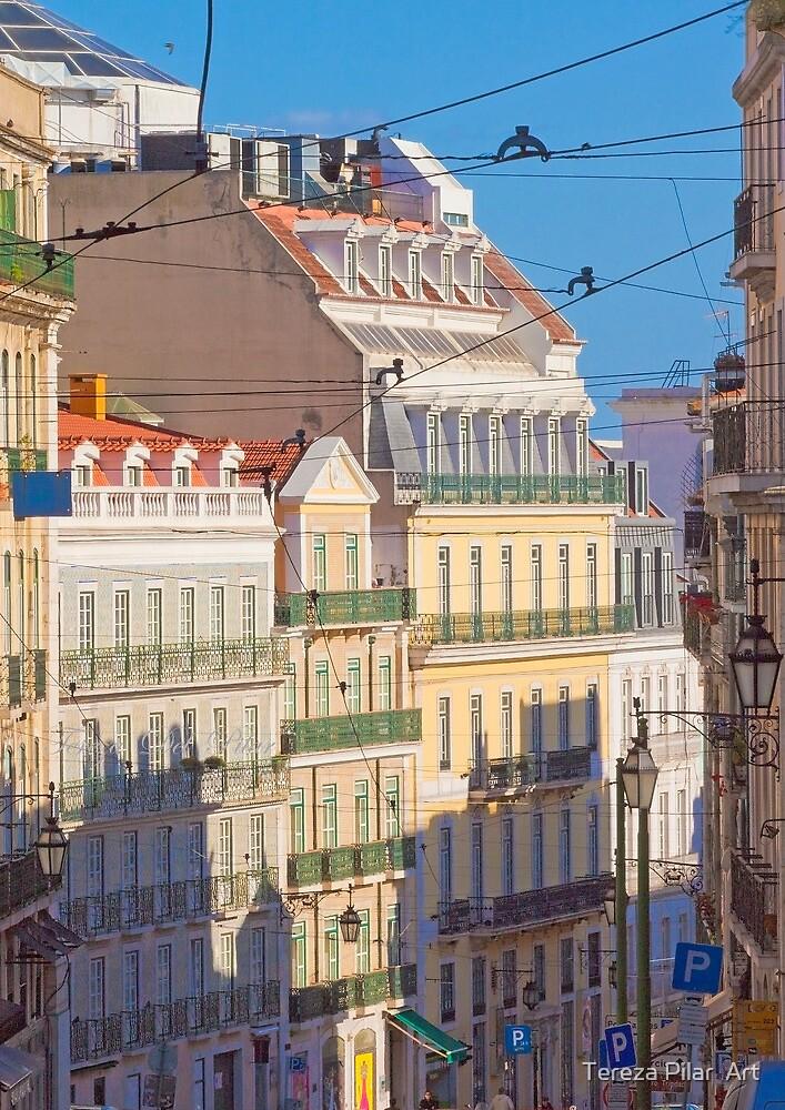 Lisbon. Rua da Misericórdia. by terezadelpilar ~ art & architecture