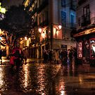 Serenity in the Rain by Merlina Capalini