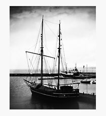 Sailer Photographic Print
