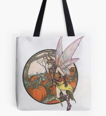 Aefwine - Autumn Harvest Fairy Tote Bag