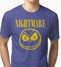 NIGHTMARE Tri-blend T-Shirt