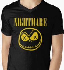 NIGHTMARE Men's V-Neck T-Shirt