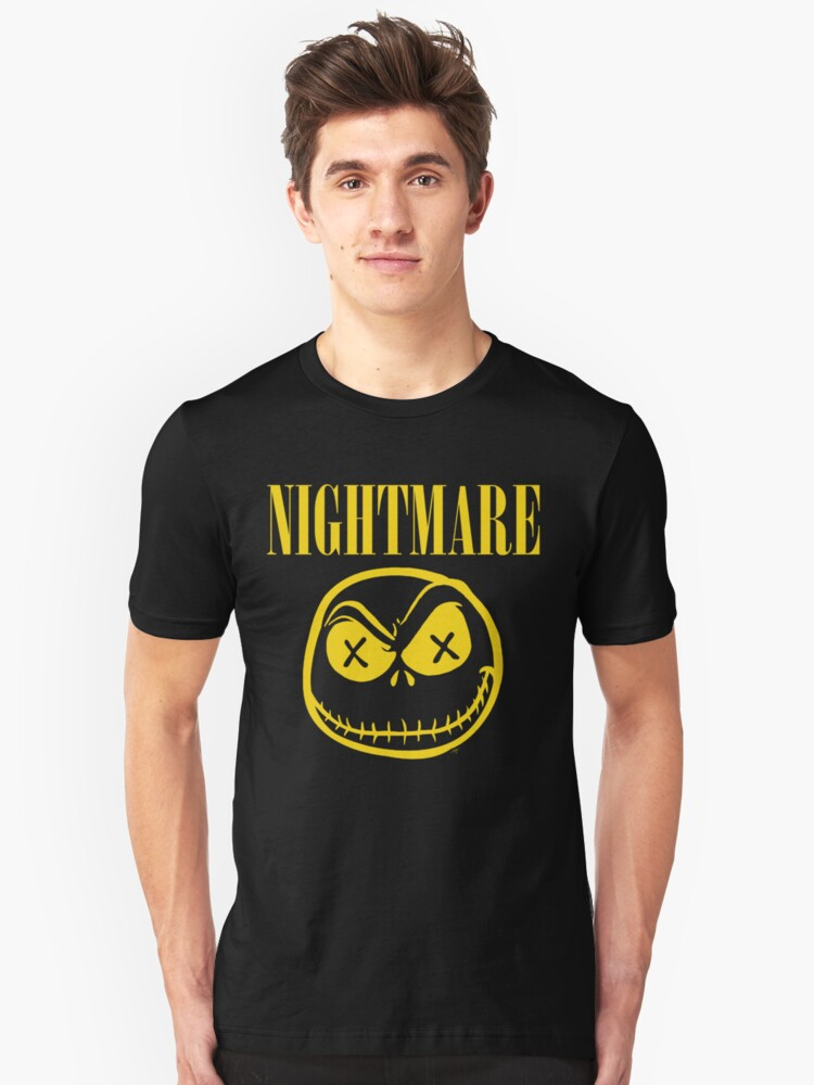 NIGHTMARE Unisex T-Shirt Front