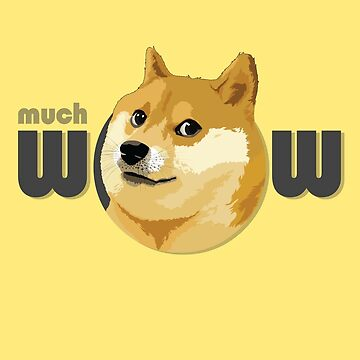 So Doge, much dog, many swag by FortyNinjaFISH