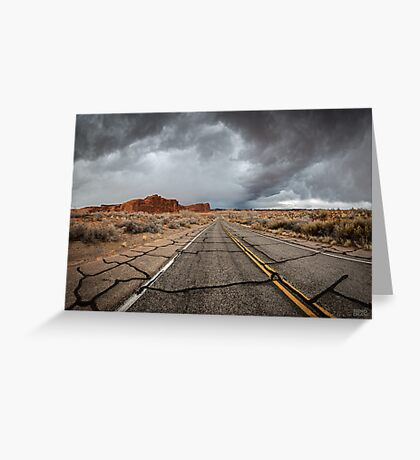 Arches Untitled Greeting Card