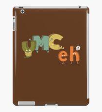YMC eh? iPad Case/Skin