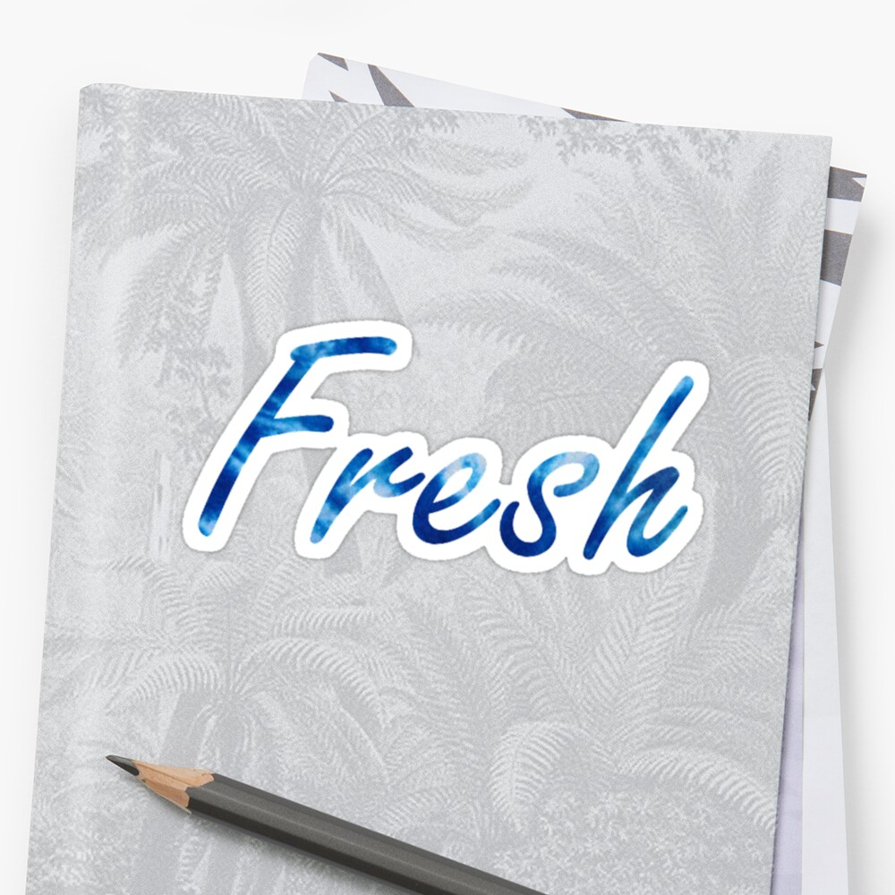 Fresh by McElla Gregor