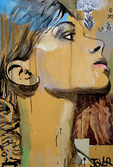 salome by Loui  Jover