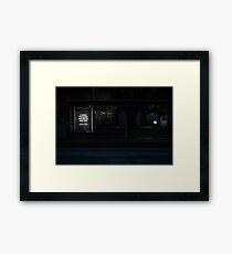 CCTV or not TV? Framed Print
