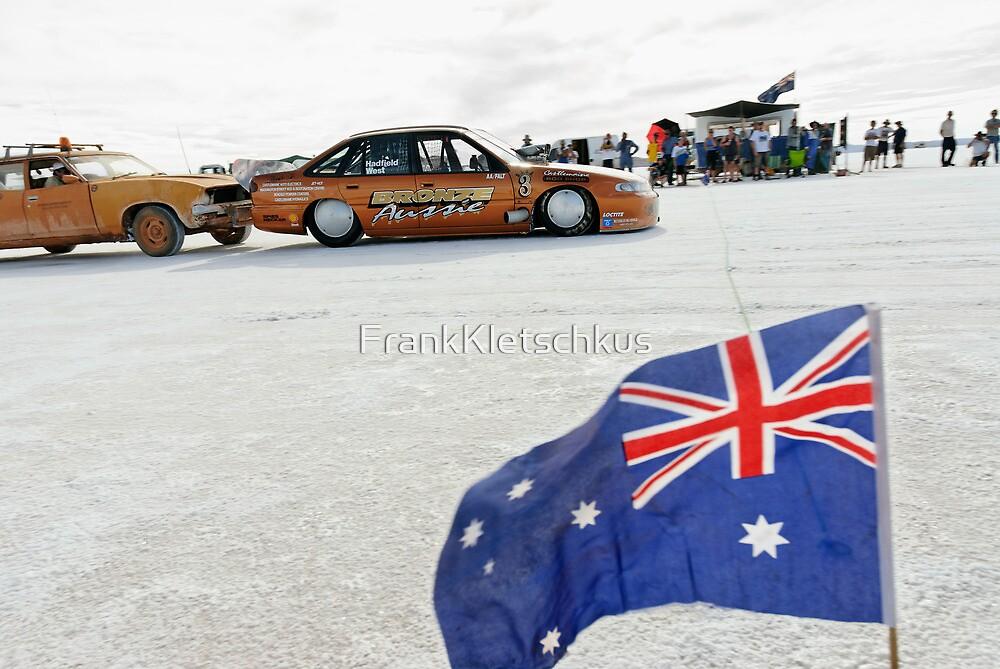 Bronze Aussie Holden by Frank Kletschkus