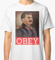 Stalin Obey Classic T-Shirt