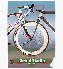 GIRO D'ITALIA Poster
