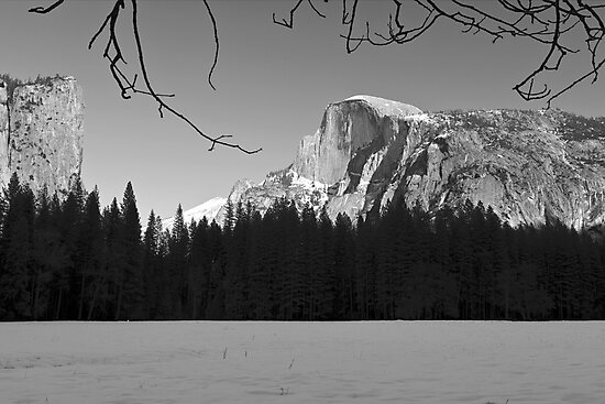 Half Dome by Mike Herdering