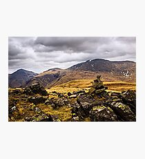 Scafell Photographic Print