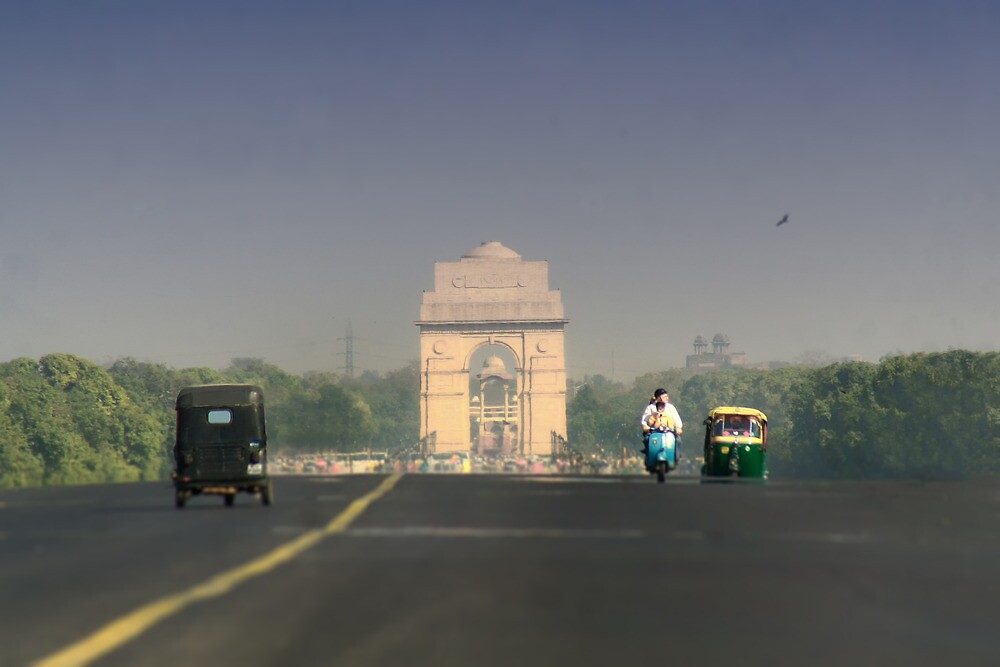 Gateway to India  by areyarey