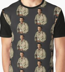 Bob Wiley Graphic T-Shirt