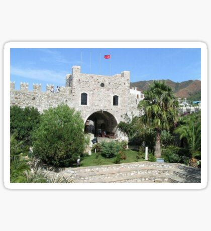 Marmaris Castle Sticker