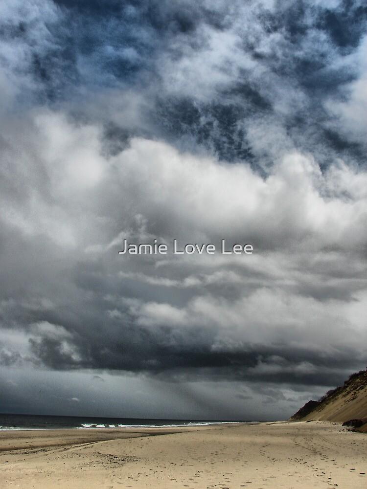 Seaside Storm by Jamie Lee