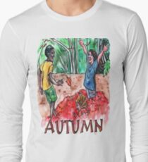 Autumn fun Long Sleeve T-Shirt