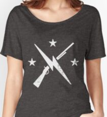 The Commonwealth Minutemen Women's Relaxed Fit T-Shirt