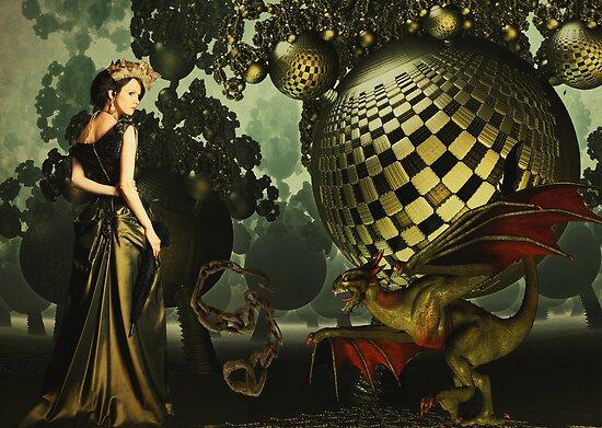 Broken Chains... by Karen  Helgesen
