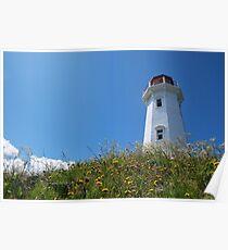 Louisbourg Summer Poster