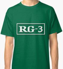 RG3 Movie Rating T-shirt Classic T-Shirt
