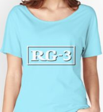 RG3 Movie Rating T-shirt Women's Relaxed Fit T-Shirt