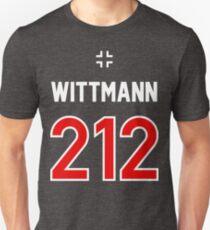 Panzer Aces - Michael Wittmann Unisex T-Shirt