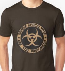 Zombie Preparedness Unisex T-Shirt