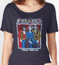 BEE GEES WORLD TOUR Women's Relaxed Fit T-Shirt