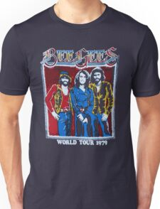 BEE GEES WORLD TOUR Unisex T-Shirt