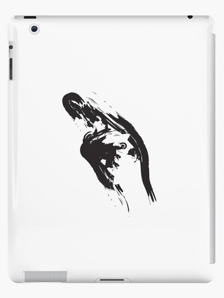 U // Black on White by schiggityschway