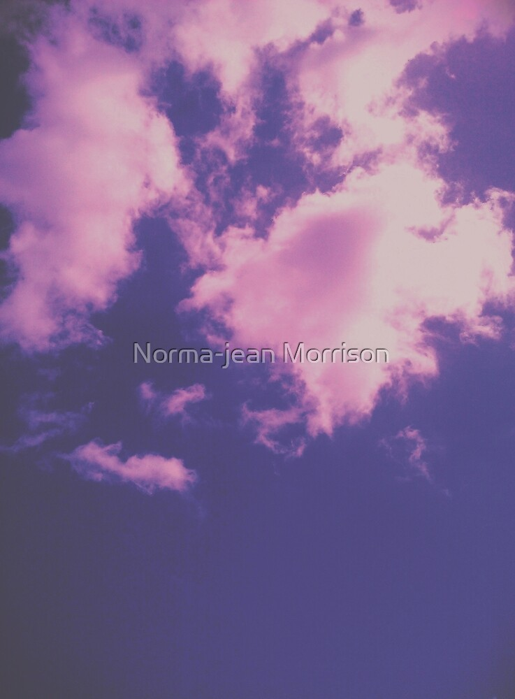 """""""The sky in Bloom"""" by Norma-jean Morrison"""