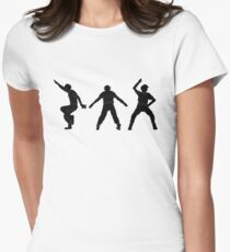Napoleon Dynamite Dance Women's Fitted T-Shirt