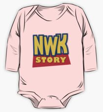 'Newark Story' One Piece - Long Sleeve