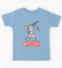 Bitcoin Kinder T-Shirt
