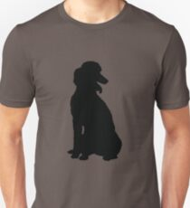 Poodle Silhouette T-Shirt