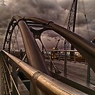 Amsterdam Bridge by Glen Allen