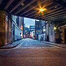 Tara Street, Dublin, Ireland by Alessio Michelini