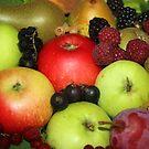 Fruit anyone? by shortarcasart