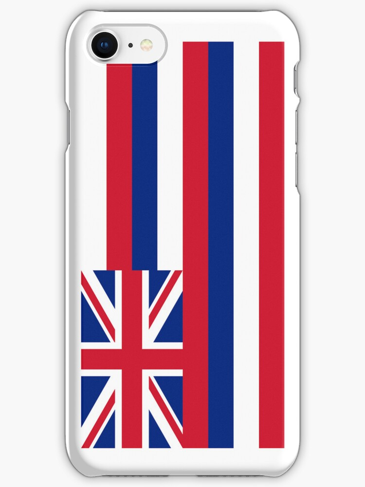 Smartphone Case - State Flag of Hawaii  - Vertical by Mark Podger